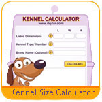 Airline Kennel size calculator
