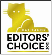 TSA Fast PASS Leash & Harness Earned Cat Fancy Editors' Choice 2012