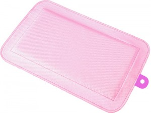 Petite Pink DryFur Absorbent Pet Carrier Bag Pad