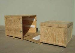 Building A Custom Wood Pet Shipping Crate Dryfur 174