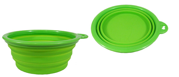 Collapsible Pet Food Water Dishes For Traveling Dryfur 174