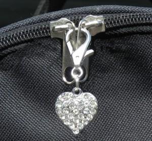pet carrier zipper safety locks