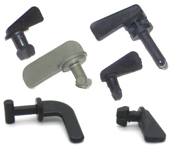 plastic-pegs-latches-6 Replacement Parts For Kitchen Faucets