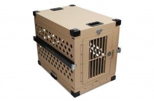 ICC crates are CR82 compliant solid metal