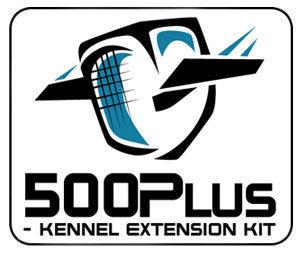 kennel extension kit logo