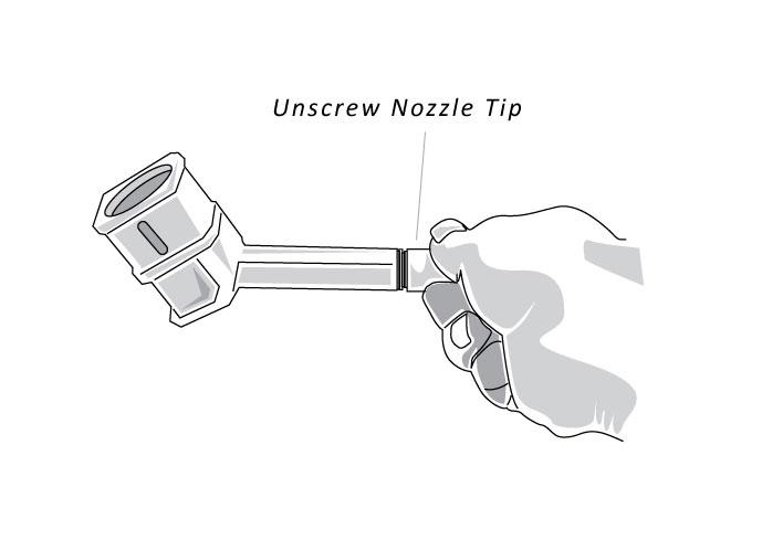 unscrew-tip