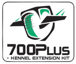700plus kennel extension kit