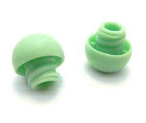 Vape syringe caps green